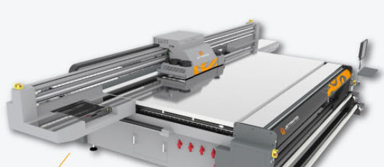 machine d impression uv grand format